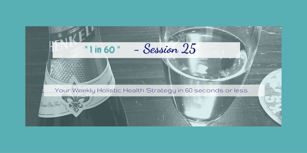 1 in 60 Session 25 : Progression & Support not Perfection