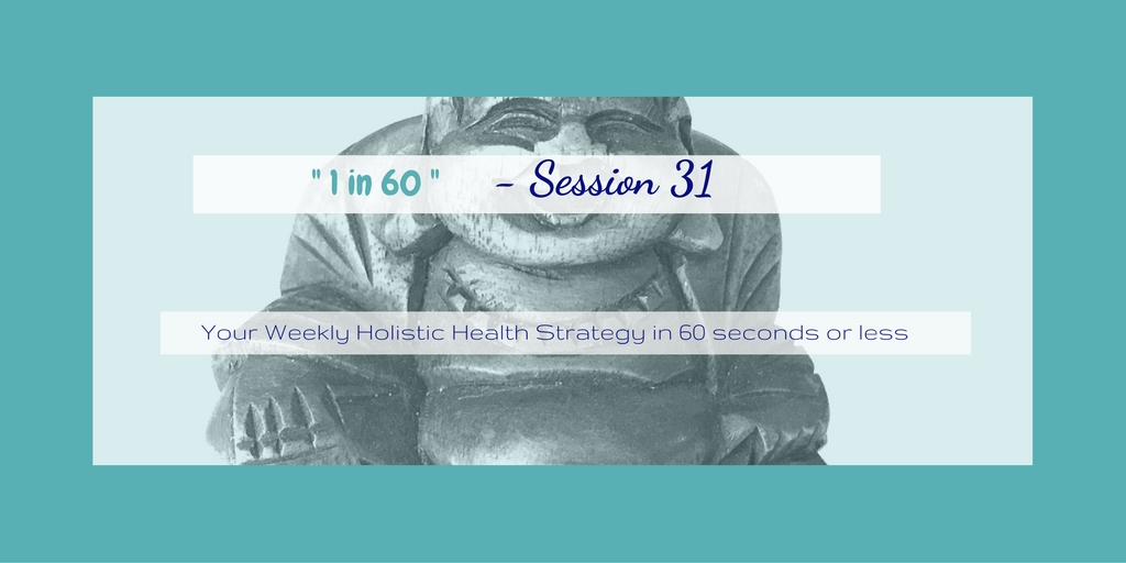 1 in 60 Session 31 :  Gratitude for a Strong Heart!