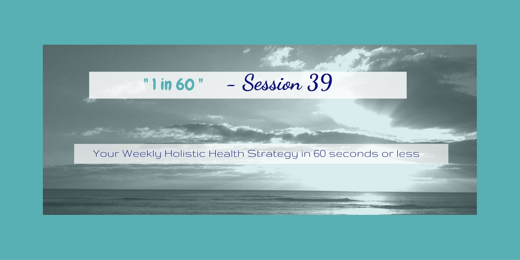 1 in 60 Session 39 : Manage Stress & Transform your Life with … Meditation